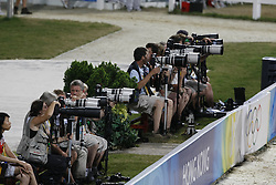 Photographer<br /> Olympic Games Hong Kong 2008<br /> Photo © Dirk Caremans - Hippo Foto