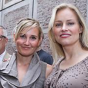 NLD/Amsterdam/20130506 -  Boekpresentatie 'De hartsvriendin' van Heleen van Royen, Peggy Vrijens en Marit van Bohemen