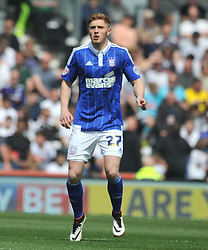 TEDDY BISHOP IPSWICH TOWN, Derby County v Ipswich Town Championship, IPro Stadium, Saturday 7th May 2016. Photo:Mike Capps