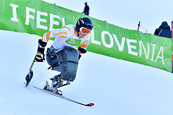 DE LANGEN Niels, LW12-2, NED at the World ParaAlpine World Cup Kranjska Gora, Slovenia