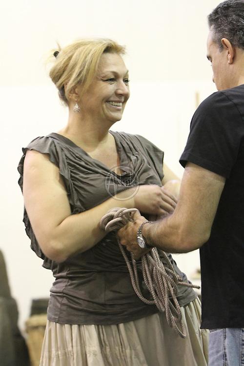 SORS Rehearsal for 2011 Carmen.