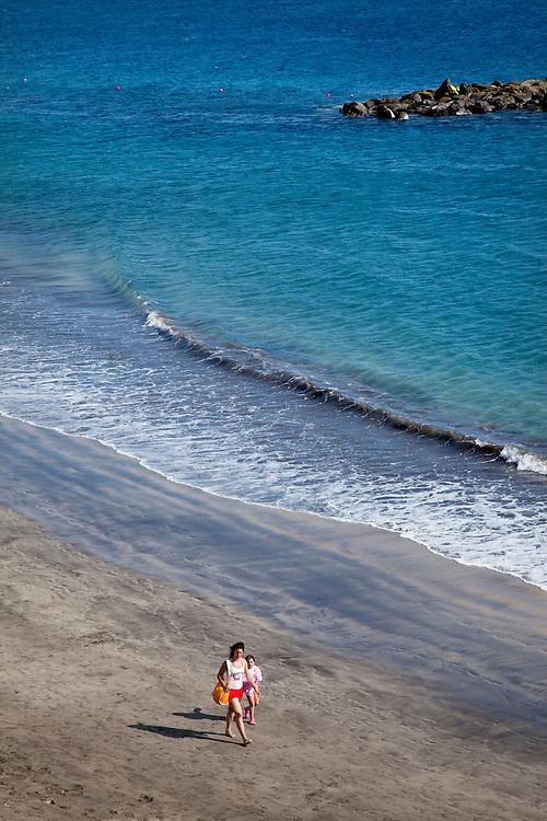Playa del Duque, Costa Adeje, South Tenerife.