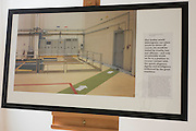 Satellite factory, European Space Agency, French Guiana.<br />