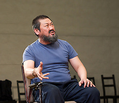 APR 16 2013 The Arrest of Ai Weiwei