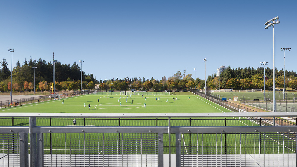 National Soccer Development Centre, UBC, Vancouver | Acton Ostry Architects with Brisbin Brook Beynon Architects | 2017