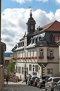 Rathaus, Ilmenau, Thüringen, Deutschland | guildhall, Ilmenau, Thuringia, Germany