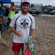 Today's  Waterman Eco-Challenge at Narragansett Town Beach, Narragansett  .  July  13, 2013.