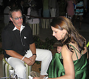 **EXCLUSIVE**.Tim Allen & wife.The Cain on The Cove Hotel Opening.Paradise Island, Bahamas.Friday, May 11, 2007 .Photo By Celebrityvibe.To license this image please call (212) 410 5354; or.Email: celebrityvibe@gmail.com ;