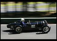Bugatti Prescott Speed Hill Climb Cheltenham UK