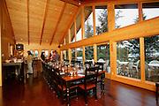 Talon Lodge, Apple Island, Sitka, Alaska (editorial use only)<br />