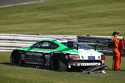 May 7, 2018 - Brands Hatch, Grande Bretagne - 32 TEAM PARKER RACING (GBR) BENTLEY CONTINENTAL GT3 IAN LOGGIE (GBR) CALLUN MACLEOD  (Credit Image: © Panoramic via ZUMA Press)