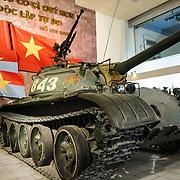 Vietnam Military History Museum / Hanoi / Vietnam
