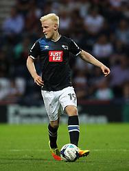 Will Hughes of Derby County  - Mandatory by-line: Matt McNulty/JMP - 16/08/2016 - FOOTBALL - Deepdale - Preston, England - Preston North End v Derby County - Sky Bet Championship
