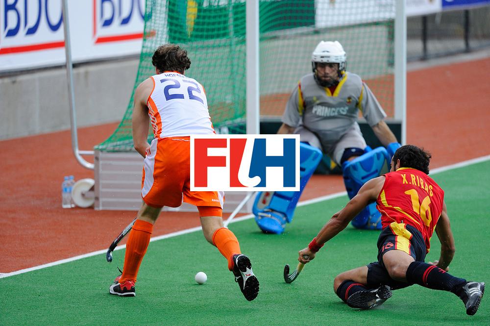 2009 CT Men- Spain v.Netherlands
