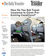 How Do You Get Travel Insurance to Cover Pre-Existing Conditions?  publication