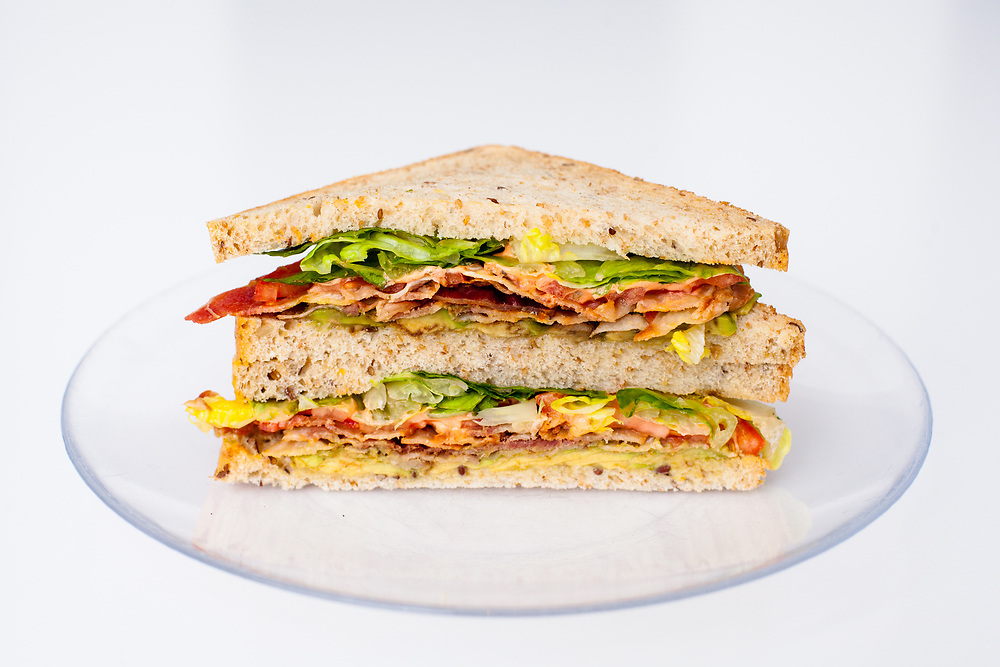 Spicy BLAT Sandwich from Pret ($8.48)