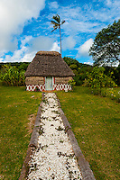 Chez Nath, Kaewatin, island of Mare, Loyalty Islands, New Caledonia