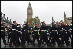OCT 29 2014 Military march in to Parliament