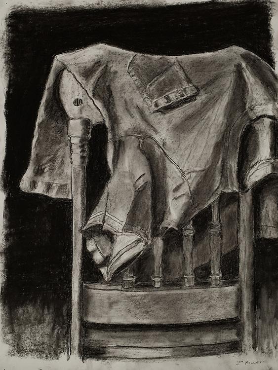 T-Shirt, charcoal 2013
