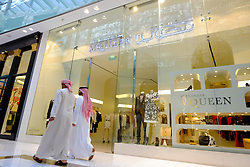 Alexander McQueen fashion store at Dubai Mall in Dubai United Arab emirates