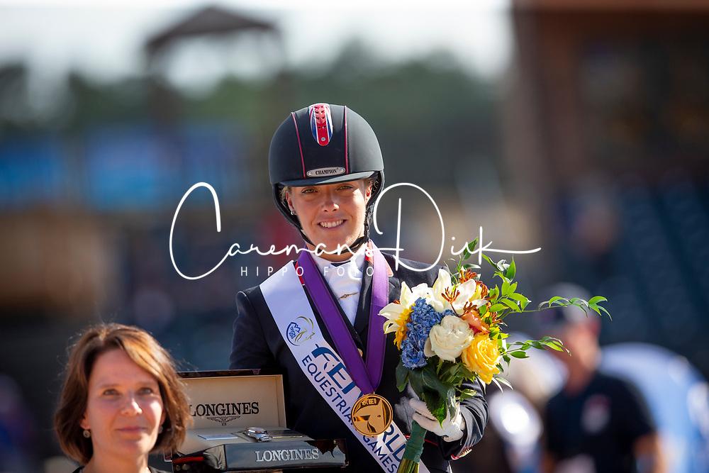 Wells Sophie, GBR<br /> World Equestrian Games - Tryon 2018<br /> © Hippo Foto - Sharon Vandeput<br /> 18/09/2018