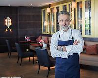 &lt;br&gt;Client: Raffles Istanbul Hotel&lt;br&gt;&lt;br&gt;<br /> with Arola Restaurant, 2 Michelin Star Chef Sergi Arola.&lt;br&gt;&lt;br&gt;<br /> Advertising/Catalogue/Press.