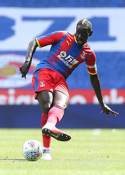 "Crystal Palaces Mamadou Sakho during the pre-season friendly match at the Madejski Stadium, Reading. PRESS ASSOCIATION Photo. Picture date: Saturday July 28, 2018. See PA story SOCCER Reading. Photo credit should read: Mark Kerton/PA Wire. RESTRICTIONS: EDITORIAL USE ONLY No use with unauthorised audio, video, data, fixture lists, club/league logos or ""live"" services. Online in-match use limited to 75 images, no video emulation. No use in betting, games or single club/league/player publications."