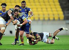 Wellington-Rugby, ITM semi, Wellington v Otago