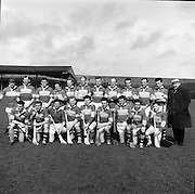 27/03/1966<br /> 03/27/1966<br /> 27 March 1966<br /> National Hurling League, Division II: Antrim v Kerry at Croke Park, Dublin. <br /> Kerry team (the winners).