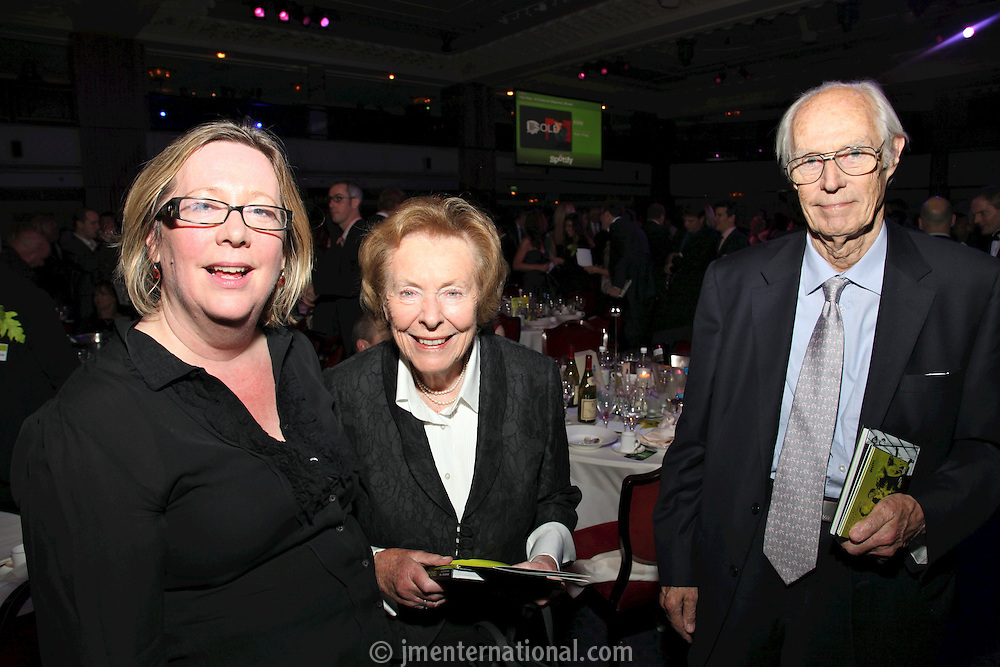 Maggie Crowe, Judith and Sir George Martin