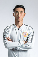 **EXCLUSIVE**Portrait of Chinese soccer player Luo Xin of Beijing Renhe F.C. for the 2018 Chinese Football Association Super League, in Shanghai, China, 24 February 2018.