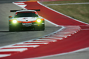 May 4-6, 2017: IMSA Sportscar Showdown at Circuit of the Americas. 912 Porsche GT Team, Porsche 911 RSR, Laurens Vanthoor, Wolf Henzler