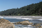 Beach, Waves, Pacific Ocean, Ocean, Olympic, Olympic National Park, Washington