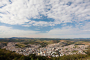 Pocos de Caldas_MG, Brasil...Vista panoramica de Pocos de Caldas...The panoramic view of Pocos de Caldas...Foto:LEO DRUMOND / NITRO