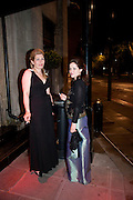 RUTHIE BURGESS; MAULY LANGSTON, The Royal Caledonian Ball 2010. Grosvenor House. Park Lane. London. 30 April 2010 *** Local Caption *** -DO NOT ARCHIVE-© Copyright Photograph by Dafydd Jones. 248 Clapham Rd. London SW9 0PZ. Tel 0207 820 0771. www.dafjones.com.<br /> RUTHIE BURGESS; MAULY LANGSTON, The Royal Caledonian Ball 2010. Grosvenor House. Park Lane. London. 30 April 2010