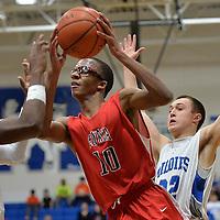 1.31.2015 Elyria at Midview Boys Varsity Basketball