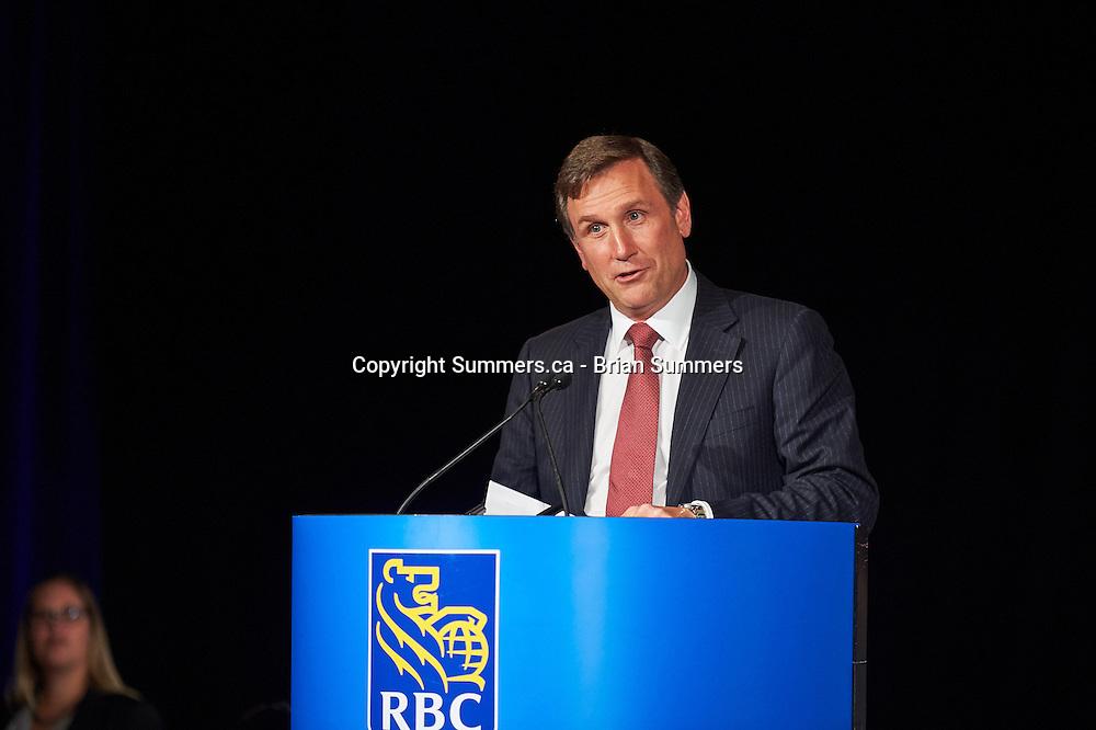 RBC Awards 151001 Toronto ON