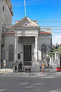 Masonic lodge in Guanajay, Artemida, Cuba.