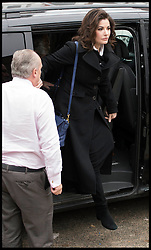 The TV Chef Nigella Lawson arrives at Isleworth Crown Court. London, United Kingdom. Wednesday, 4th December 2013. The TV chef is expected to testify today at trial for Francesca and Elisabetta Grillo, who appear charged with fraud after allegedly using a company credit card to defraud the TV chef and her former husband out of £300,000. Picture by Andrew Parsons / i-Images<br /> File Photo  - Nigella Lawson and Charles Saatchi PAs cleared of fraud. The trial of Francesca Grillo, 35, and sister Elisabetta, 41, heard they spent £685,000 on credit cards owned by the TV cook and ex-husband Charles Saatchi.<br /> Photo filed Monday 23rd December 2013