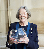 Dame Maggie Smith 31st March 2016
