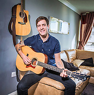 26:02:2015<br /> Features  -  The Voice 2015 favourite  - Stevie McCrorie.<br /> <br /> At home with firefighter and singer Stevie McCrorie.<br />   <br /> <br /> Pic:Andy Barr<br /> <br /> www.andybarr.com<br /> Copyright Andrew Barr Photography.<br /> No reuse without permission.<br /> andybarr@mac.com<br /> +44 7974923919