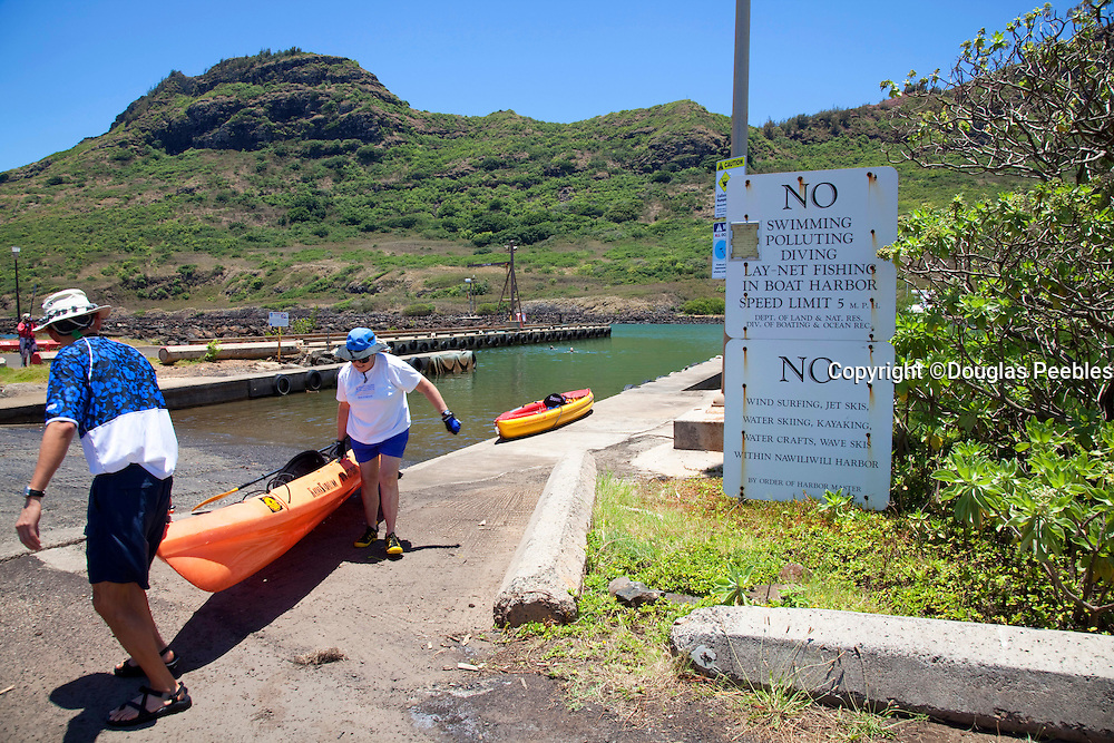 Nawiliwili Harbor, Kauai, Hawaii
