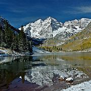 Maroon Bells, Colorado, professional, photography