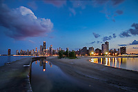 Chicago Skyline & North Shore