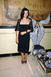 ALI HEWSON wife of singer Bono at the 10th Anniversary Party of the Lavender Trust, Breast Cancer charity held at Claridge's, Brook Street, London on 1st May 2008.<br /><br />NON EXCLUSIVE - WORLD RIGHTS