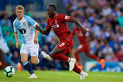 BLACKBURN, ENGLAND - Thursday, July 19, 2018: Liverpool's new signing Naby Keita during a preseason friendly match between Blackburn Rovers FC and Liverpool FC at Ewood Park. (Pic by David Rawcliffe/Propaganda)