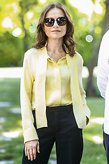 Isabelle Huppert At Prix Dialogo - Madrid - 19 June 2018