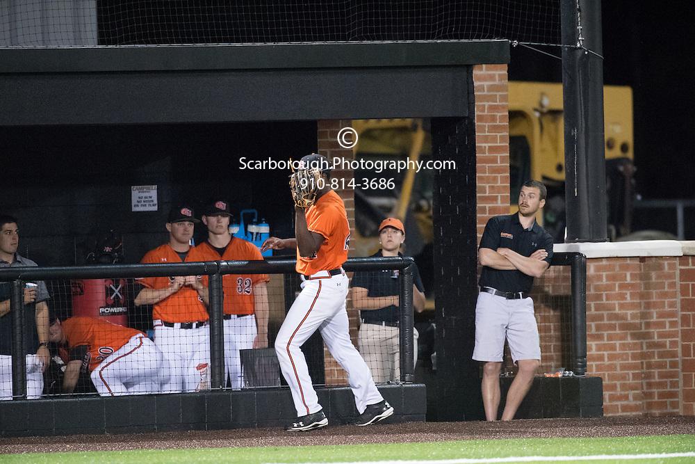 2017 Campbell University Baseball vs ECU Photo By Bennett Scarborough