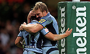 Cardiff Blues v Gloucester 191008