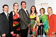 Soire des prix d'excellence de la SQPRP, Socit qubcoise des professionnels en relations publiques -  Thtre TELUS / Montreal / Canada / 2009-05-28,  Photo Marc Gibert / adecom.ca